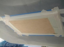 Click image for larger version  Name:Plywood and Ducktape boat repair.jpg Views:2230 Size:53.2 KB ID:58639