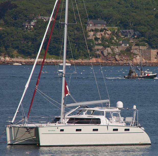 Click image for larger version  Name:Antares 44i Catamaran - Seld�n In Mast Furling Mainsail.jpg Views:469 Size:114.1 KB ID:58740