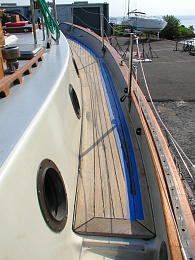 Click image for larger version  Name:Cauked Seams Starboard.jpg Views:154 Size:437.1 KB ID:5972
