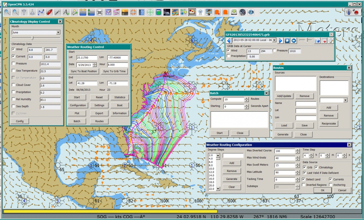 Click image for larger version  Name:Opencpn-Windows-Wx-Rte-Grib4days-Climatology4days-June-Nassau-Newport.jpg Views:100 Size:455.0 KB ID:61267