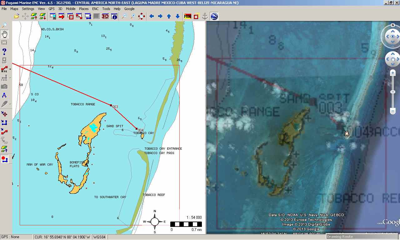 Click image for larger version  Name:Tobacco Caye Approach w Google Layer.jpg Views:119 Size:73.0 KB ID:64077