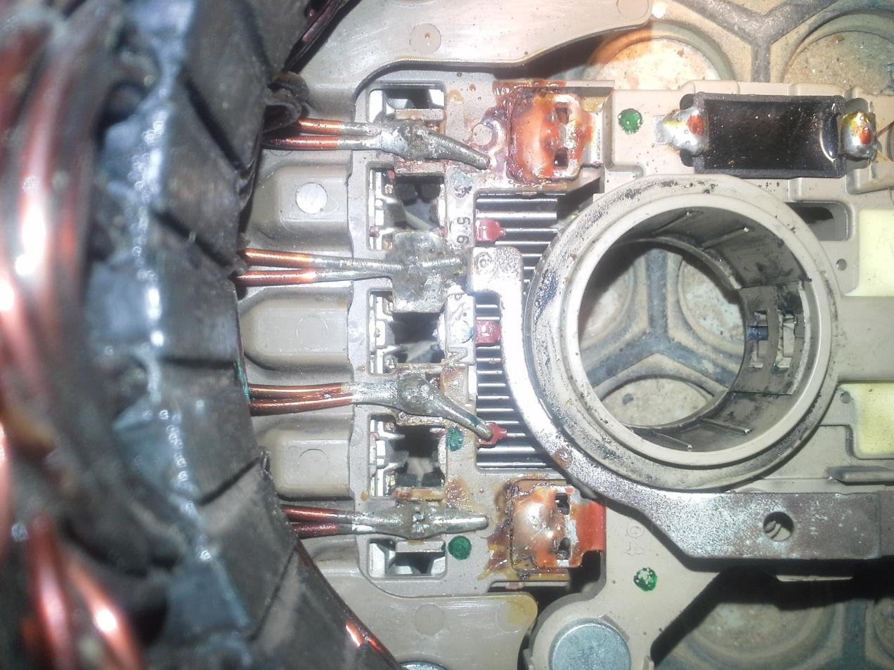 mando alternator wiring diagram the wiring mando marine alternator wiring diagram wirdig