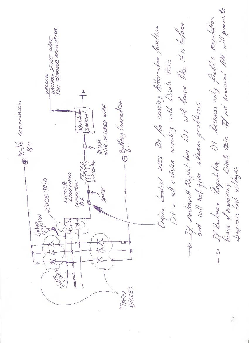 Smart Regulator Interfering With Volvo Penta Motormanagement Page 2000 Wiring Diagram