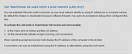 Click image for larger version  Name:TEAMVIEWER IN LAN MODE.png Views:188 Size:11.5 KB ID:67226