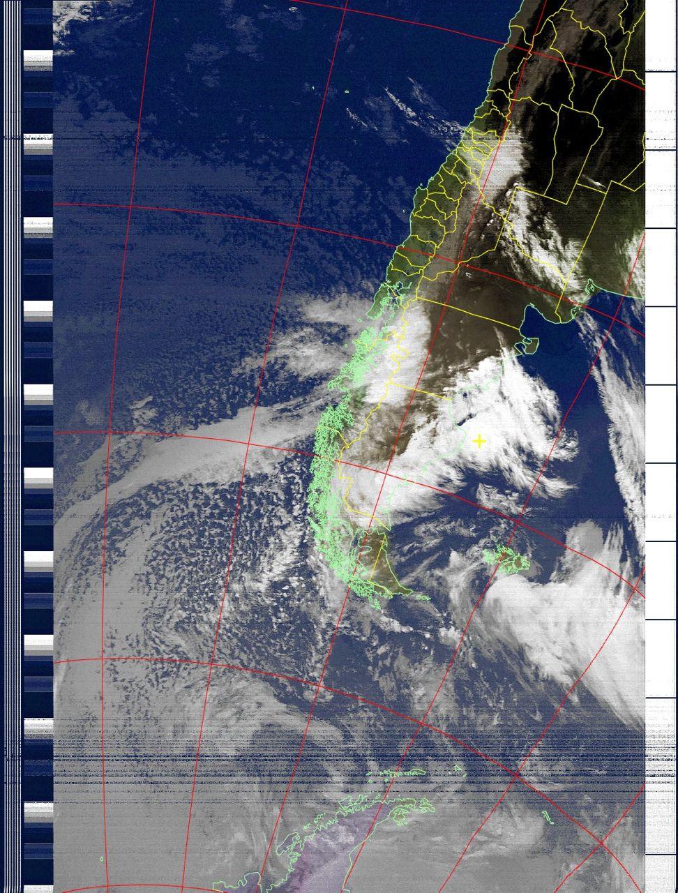 Wx via the NOAA sats and WXtoIMG - Cruisers & Sailing Forums