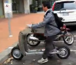 Click image for larger version  Name:Folding Electric scooter1.jpg Views:102 Size:17.8 KB ID:71467