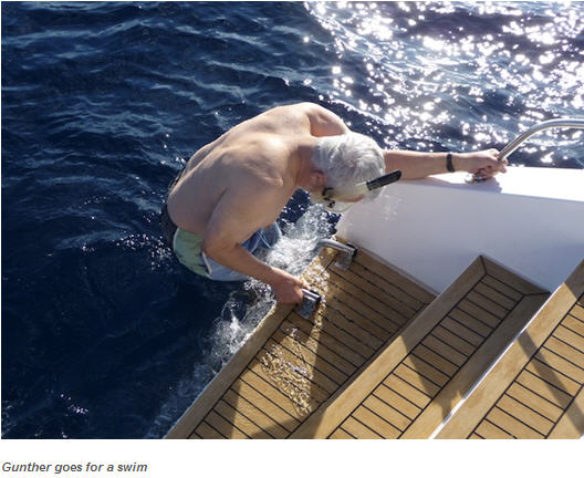Click image for larger version  Name:Gunther goes for a swim.jpg Views:97 Size:53.5 KB ID:74189