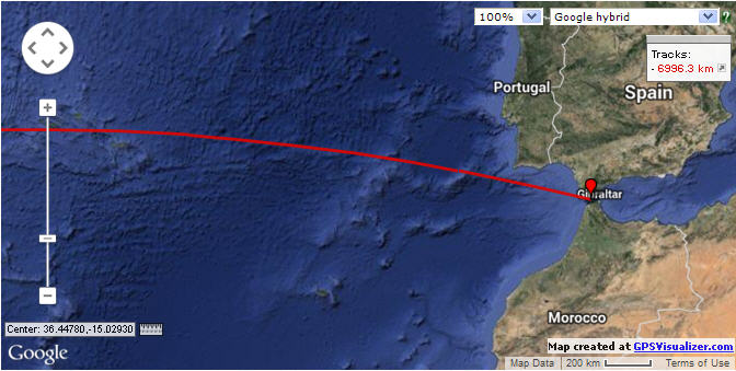 Click image for larger version  Name:Great circle from Florida to  Almerimar Spain4.jpg Views:186 Size:52.5 KB ID:76452