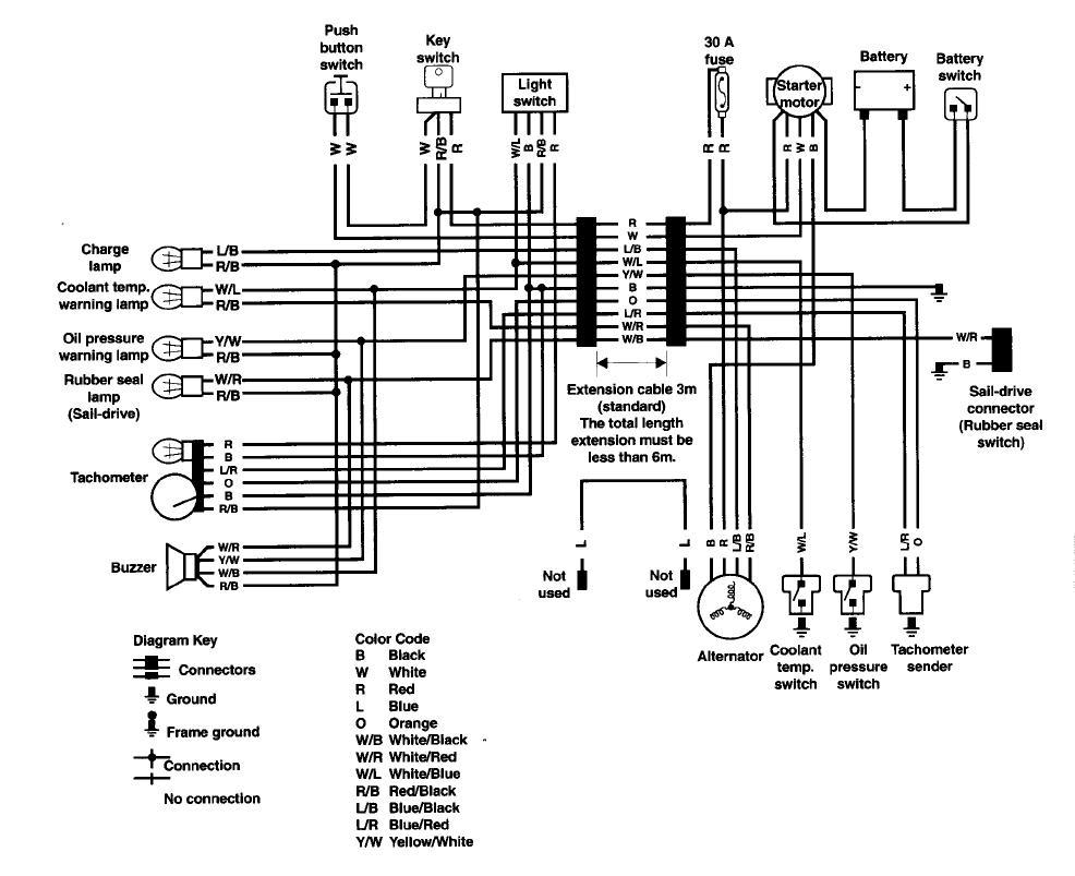 yanmar 2gm20f wiring