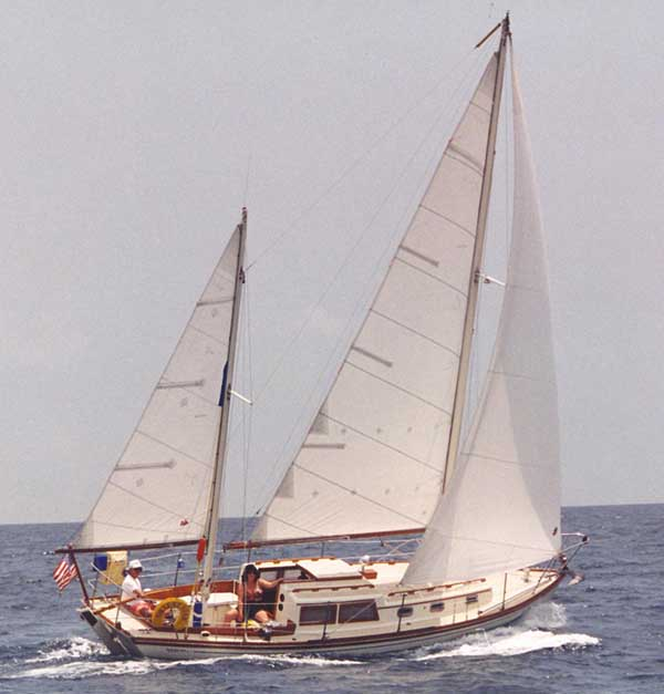 what type of boat is this - Cruisers & Sailing Forums