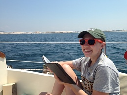 Click image for larger version  Name:Laura with book.jpg Views:192 Size:51.6 KB ID:85545