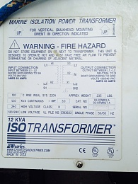 Click image for larger version  Name:Charles Iso Transformer Nameplate.jpg Views:121 Size:418.9 KB ID:86166