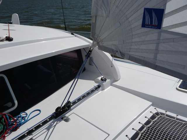 Self Tacking Jib - Cruisers & Sailing Forums