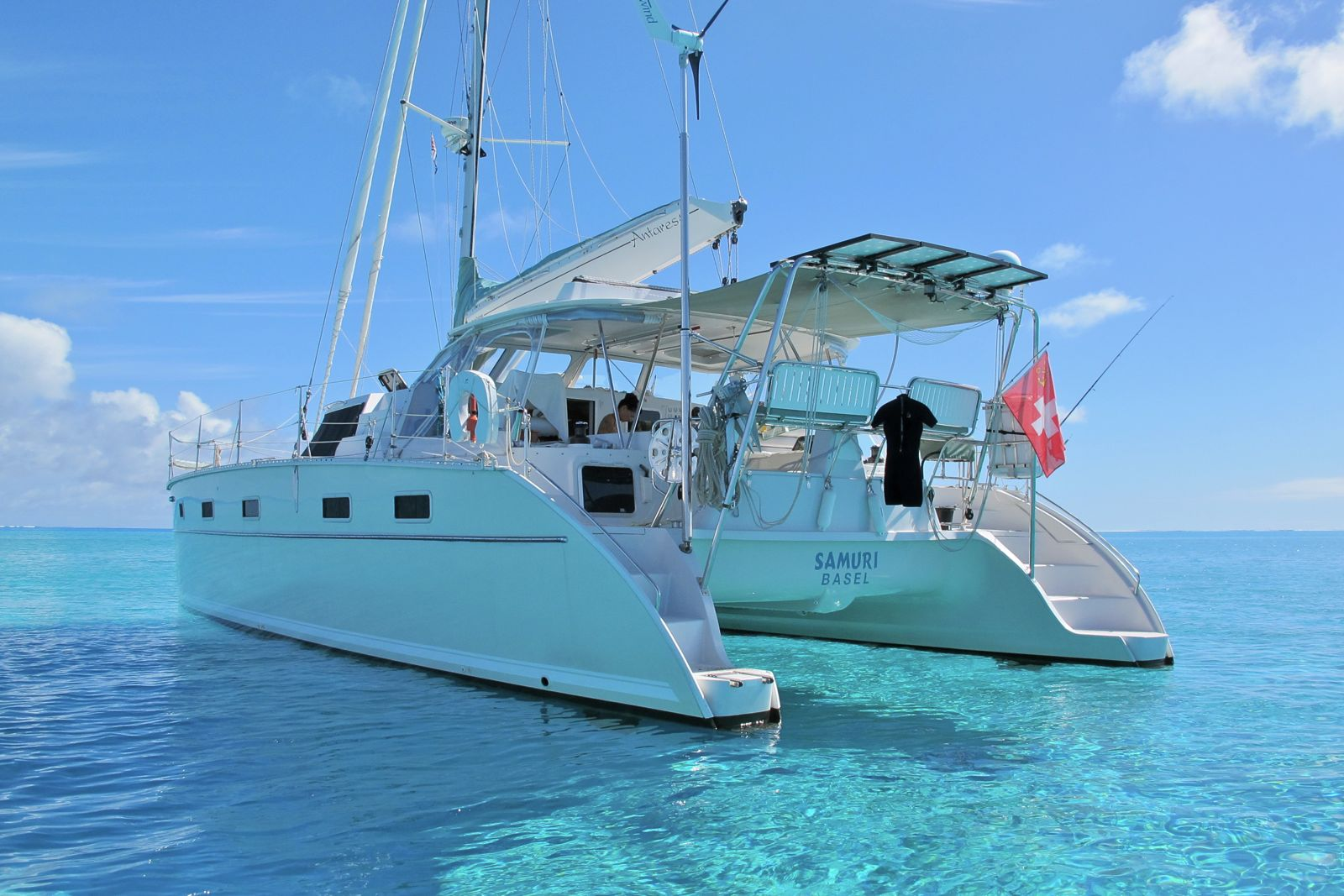 For Sale: PDQ Antares 44i for sale - Cruisers & Sailing Forums