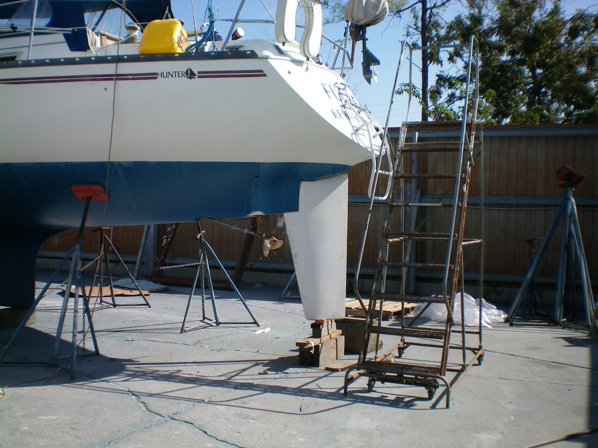Click image for larger version  Name:new rudder installed.jpg Views:974 Size:422.6 KB ID:90202