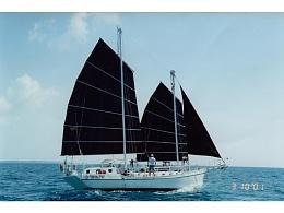 Click image for larger version  Name:Colvin Gazelle 42 1985 Sailing.jpg Views:283 Size:41.7 KB ID:93636