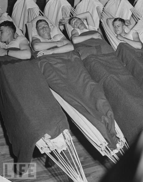 Click image for larger version  Name:Hammocks with Sailors.jpg Views:1982 Size:46.8 KB ID:93646
