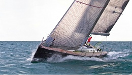 Click image for larger version  Name:Solaris 42 upwind bow.jpg Views:404 Size:62.8 KB ID:93966