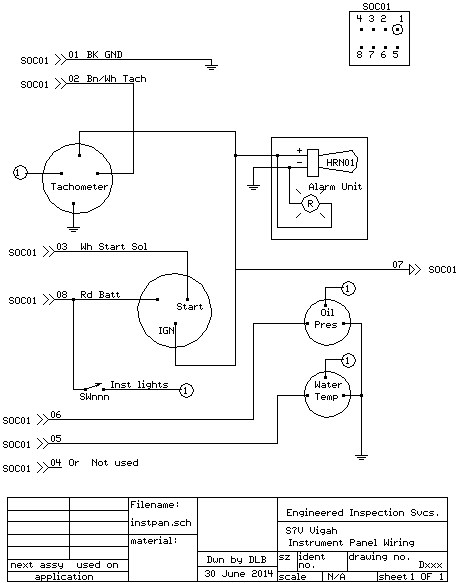 Perkins 4108 Wiring Diagram