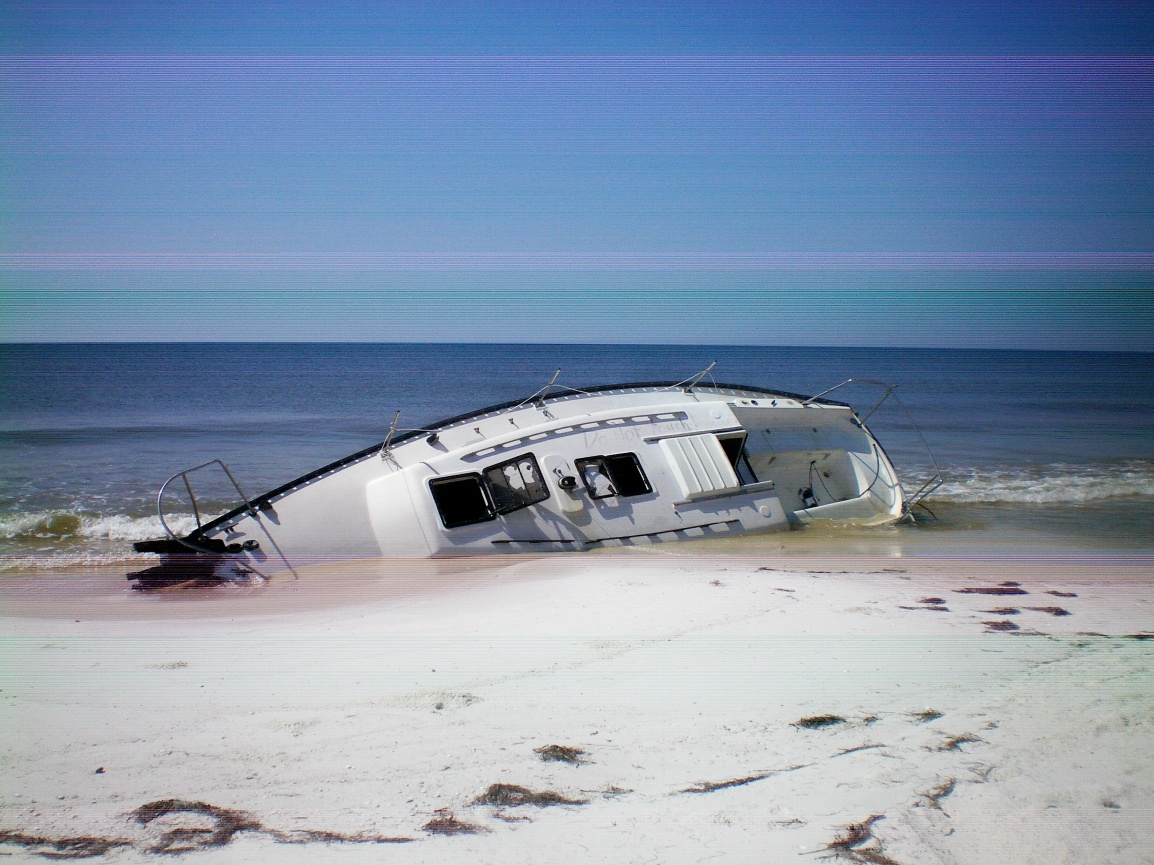 Click image for larger version  Name:wrecked boat dog island.jpg Views:656 Size:385.7 KB ID:94305