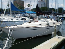 Click image for larger version  Name:Cherub at the dock.JPG Views:133 Size:125.4 KB ID:94841