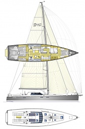 Click image for larger version  Name:Berkemeyer BM60 clipper PLAN.jpg Views:239 Size:131.1 KB ID:97694