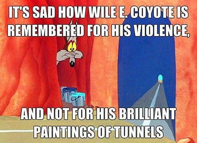 Click image for larger version  Name:funny-cartoon-logic-wil-e-coyote-painting-train-tunnels-funny-cartoon-logic.jpg Views:142 Size:116.0 KB ID:99000