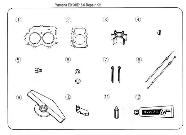 Click image for larger version  Name:Yamaha E99_E15 Repair Kit.jpg Views:88 Size:21.8 KB ID:99218