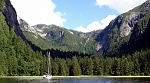 Roscoe Inlet: pristine and loaded with wildlife.