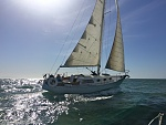 Cheoy Lee Luders 30, Santa Barbara Channel