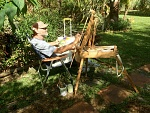 Painting Plein Aire