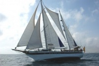 A group for the owners of 'China Clippers' based upon the William Garden design of a shoal draft classic ketch.