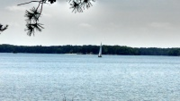For those of us sailing on Lake Sidney Lanier.      Lake Lanier is a man-made lake north-east of Atlanta GA.