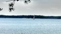 For those of us sailing on Lake Sidney Lanier.      Lake Lanier is a man-made lake north-east of Atlanta GA.