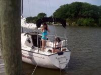 Anyone owning any of the san juan boats still sailing one