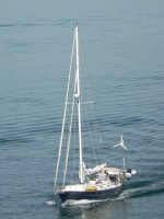 Owners and admirers of Cabo Rico cruising yachts