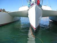 The Searunner Trimarans are home-built, wooden tri-hull sailboats designed by Jim Brown and John Marples intended for circumnavigation. Searunner Trimarans were designed in five hull...