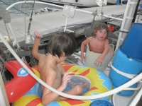 This is for those of us who need ideas to keep kids entertained and educated on board.  Also for kids to contact other kids and for liveaboard families to share their experiences and...