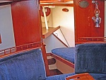 Setee/forward cabin