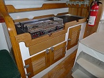 Galley, Starboard