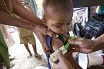 Child medical evaluation