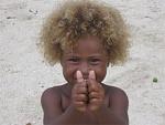 Cute Solomon child
