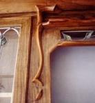 Custom wood work