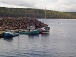 Cape Breton harbour