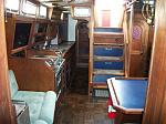 Mithril Salon view aft to cabin door  Ballard JUL 20