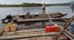 Rafting the Yukon in Alaska
