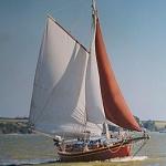 sailing defiance.