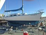 1962 Columbia 29 MK 1, hull #37