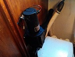 Watermaker install
