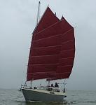 Lona - 34' Junk rigged schooner